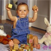 Почему ребенок развивается правильно?